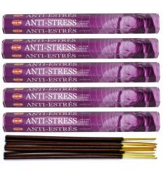 Incenso Anti-Stress. Lotto di 100 bastoncini marca HEM